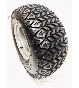 ATV tire and wheel