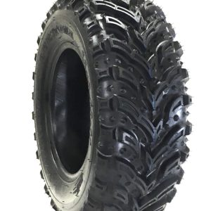 a tire with a rim