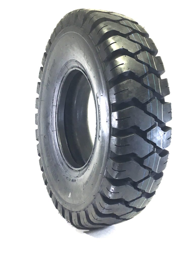 8 25 15 14ply Deestone D301 Forklift Tire With Flaps 8
