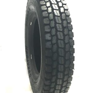 DURATURN 285/75R24.5 OPEN SHOULDER DRIVE TIRE