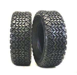 25x8.00-12 pair of 350 MAG ATV UTV RTV Tires