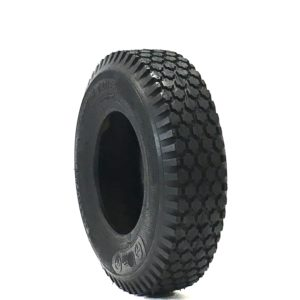 a tire on a white background