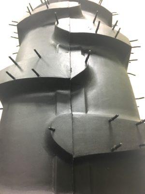 Close Up of Tread