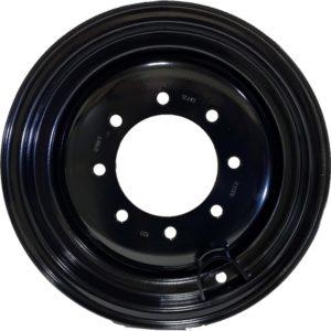 16.5x9.75 Black Wheel